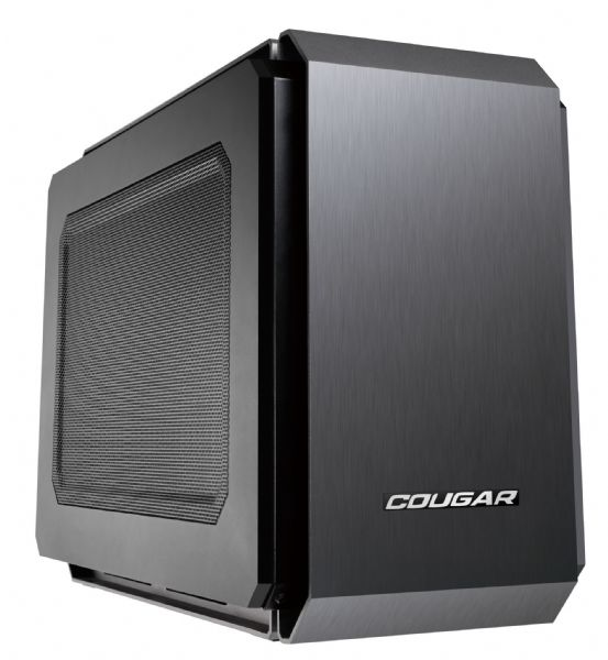 Cougar QBX Mini-ITX Ultra Compact Pro Gaming Case